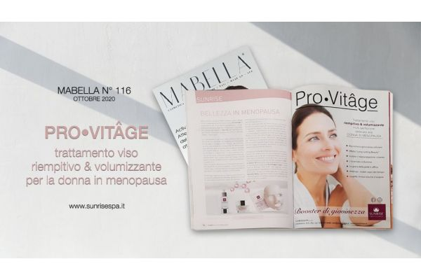 NOVITA' PRO•VITAGE | MABELLA N.116